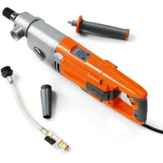 Husqvarna 966563503 DM220 Core Drill (6 capacity with drill stand accessory)-1