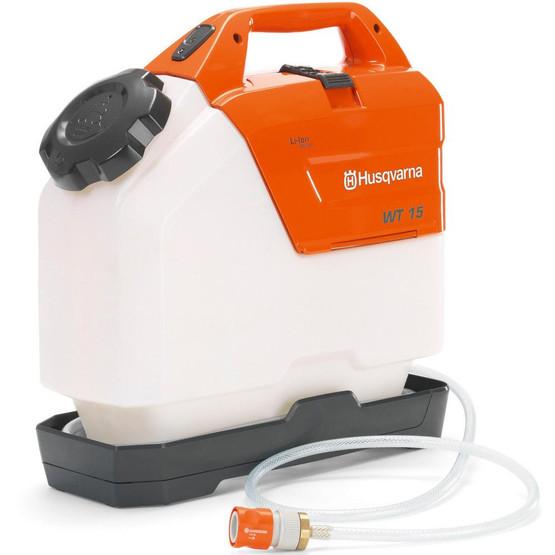 Husqvarna 966708302 WT15 Water Tank With Electric Pump-5