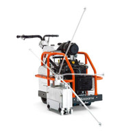 Husqvarna Soff-Cut x4000 EPA 13-12 Early Entry Green Concrete Saw Includes Dust Port-1