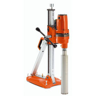 Husqvarna DMS 180 Coring Rig With Vacuum Pump 6 Diameter Capacity-1