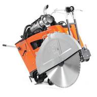 Husqvarna FS 5000 D 1-Speed 36 T4 Diesel Walk Behind Saw DOC 15 48 HP Yanmar Electric Start (967207318)-1