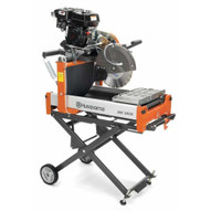 Husqvarna MS 360 14 GAS Masonry BrickBlock Saw 4.8HP Honda Includes Blade No Stand-3
