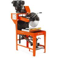 Husqvarna MS 510 20 in 11 HP W CLUTCH Kohler Gas Guardmatic Masonry Brick and Block Saw-1