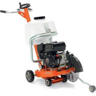 Husqvarna FS 309 14 Gas Walk Behind Floor Saw DOC 4-58 8-12 HP Robin Recoil Start (965150016)-1