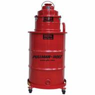 Pullman Holt Big Red HEPA 55 Gallon Drum Vacuum-1