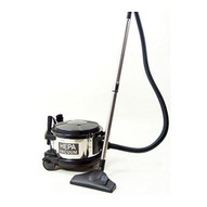 Pullman Holt 390 Dry HEPA Canister Vacuum 4 Gal1.5HP-2