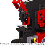 Edwards AC1026-S Oversize Punch Assembly For 100 Ton Deluxe Ironworkers (2013 & Prior)-3