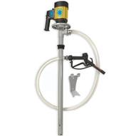 Action Pump 7430 55 Gallon Drum Pump Kit Cpvc 110v-1