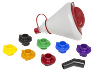 Lisle 19342 Multi-application Oil Funnelwith Accessories-1