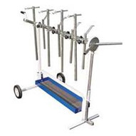 Astro Pneumatic 7300 Universal Rotating Parts Stand-1