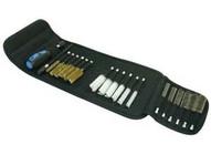 Astro Pneumatic 9020 20 Piece Wire Brush Set-1