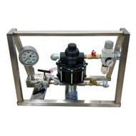 Airhydro APU-1-107B-PIV Hydrostatic Test Pump - Portable - Air Operated - High Pressure - 10700 Psi-1