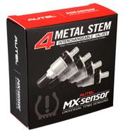 Autel MXSENSORMVK 4-pack Of Aluminum Press-invalves For 1-sensor-1