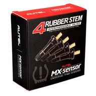 Autel MXSENSORRVK 4-pack Of Rubber Press-invalves For 1-sensor-1