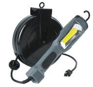 Alert Safety Lite Products Co. 5030AM 1300lm Cob Led Task Light 30'retractable Reel-1
