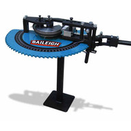 Baileigh RDB-050 Manually Operated Tube And Pipe Bender 2-12 Tube Capacity Includes Stand Handle-1