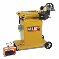 Baileigh RDB-150-AS 110v Hydraulic Rotary Draw Tube & Pipe Bender. 2 Schedule 40 Pipe Capacity With Auto Stop-5