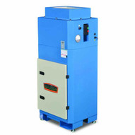 Baileigh MDC-1200 110v Single Phase 1.5hp Metal Dust Collector Air Pulse Clean W Hepa Filter 6 Port-2