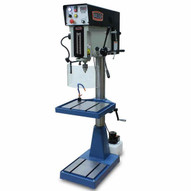 Baileigh DP-1200VS 220v 1 Phase Variable Speed (vfd) Drill Press. Manual Feed. 1-116 Mild Steel (1-14 Cast Iron).-5