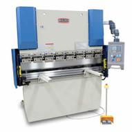 Baileigh BP-3305CNC 220v 3 Phase 33 Ton 63 2 Axis Programmable Hydraulic Press Brake W Light Curtains-5