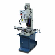 Baileigh VMD-931G 110v Gear Driven Mill And Drill Includes Stand Coolant System Work Light Power X And R8 Spindle 9 X 31 Table-1