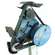 Baileigh Industrial Bg-248-3 110 Volt Three Wheel Variable Radius Belt Grinder. 2 Belt Width. 48 Belt Length-1