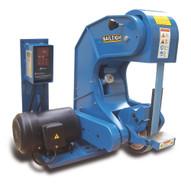 Baileigh Industrial Bg-260-3-110 110 Volt Three Wheel Variable Speed Belt Grinder. 2 Belt Width. 60 Belt Length.-1