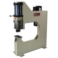 Baileigh Industrial Bp-10e 110v 10 Ton Hydraulic Bench Press 4 Stroke 25 Throat Depth Uses Same Tooling As Bp-3-5