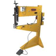 Baileigh Industrial Br-16e-36 110v 36 Throat Depth Bead Roller 16 Gauge Mild Steel Capacity-3