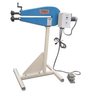 Baileigh Industrial Br-18e-24 110v 24 Throat Depth Bead Roller For 16 Gauge Mild Steel-1