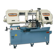 Baileigh Industrial Bs-360sa 220v 3 Phase Column Type (non-mitering) Metal Cutting Band Saw. 1-1 4 Blade Width-1