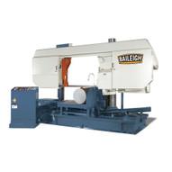 Baileigh Industrial Bs-800sa Semi Automatic Heavy Duty Column Type Band Saw 31.5 Round Capacity-1