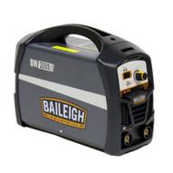 Baileigh BW-200S 120/230V 200A Dual Voltage Inverter Stick (SMAW) Welder (CSA)