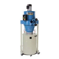 Baileigh Industrial Dc-2100c 3 Hp 220v 1ph Cyclone Style Dust Collector 2111 Cfm 63 Gallon Drum-4