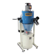 Baileigh Industrial Dc-600c 1-1 2 Hp 110v Cyclone Style Dust Collector 604 Cfm 20 Gallon Drum And 6 X 4 X 2 Inlet-5