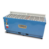 Baileigh Industrial Ddt-5921 1 2 Hp 110v 59 X 21 Split Sided Down Draft Table 1790cfm Per Side Includes 5 Micron Filter-4