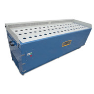 Baileigh Industrial Ddtm-8024 110 Volt Metal Working Down Draft Table Includes Two 1hp Motors And Fireproof Filter 1790 Cfmx2-1