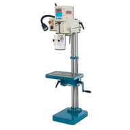Baileigh Industrial Dp-1000g 110 Volt Gear Driven Drill Press. Manual Feed. 1 Mild Steel Drilling Capacity.-1