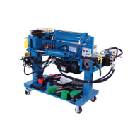 Baileigh Industrial Eb-300 220v 1 Phase Hydraulic Compresion Exhaust Bender swager Includes Tooling-1