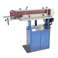 Baileigh Industrial Es-6100 220v Single Phase Edge Sander 6 X 100 Belt Size Can Sand Vertical Horizontal Or At 45 Degrees-3