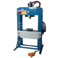 Baileigh Industrial Hsp-100a 100 Ton Air hand Operated H-frame Press 11-3 4 Stoke Ce Approved-5