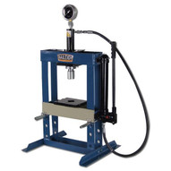 Baileigh Industrial Hsp-10h 10 Ton Hand Operated H-frame Press 7-3 4 Stoke 13-1 4 Working Height Ce Approved-1