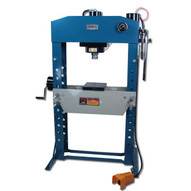 Baileigh Industrial Hsp-75a 75 Ton Air hand Operated H-frame Press 9-3 4 Stoke Ce Approved-1