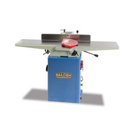 Baileigh Industrial IJ-655-1.0 110 220v Single Phase (prewired 110v) 1hp 6 Jointer 55 Table Length 5000 Rpm 2-1 2 Cutter Head-1
