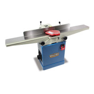 Baileigh Industrial Ij-666 110 220v Single Phase (prewired 110v) 1hp 6 Long Bed Jointer 66 Table Length 5000 Rpm-4