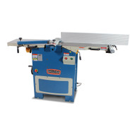 Baileigh Industrial JP-1250-1.0 220v Single Phase 3hp 12 Industrial Jointer planer-3