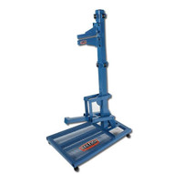Baileigh Industrial Lb-8 Manually Operated 8 Open Ended Letter Brake. 8x1 2 Single Vee Brake Tooling-1