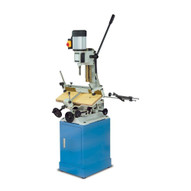 Baileigh Industrial Mc-1000tt 110v Heavy Duty Tilting Square Chisel Mortiser 1 4 To 1 Chisel Capacity-3