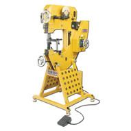 Baileigh Industrial Mh-19 220v 1phase Multi-function Power Hammer. 16 Gauge Mild Steel Capacity. 19 Throat Depth-1