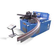 Baileigh Industrial R-h170 220v 3phase 60htz Double Pinch Roll Bender Includes Hydraulic Guide Rolls & Angle Guide Rolls-1